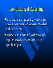 Business and Its Legal Environment