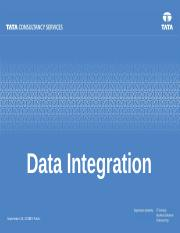 03 Data Integration