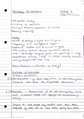 Sociology of Education Lecture Notes