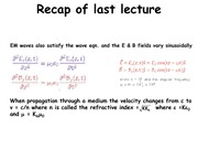 Lecture 15 Notes