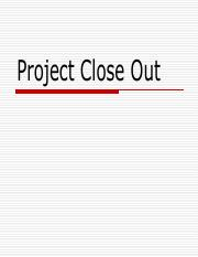 16_Project_Close