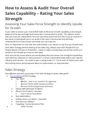How to Assess & Audit you overall sales capability.docx