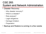 20-DisasterRecovery
