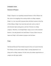 Exit Memo - Exit Memorandum To Professor Iglesias From Collins ...