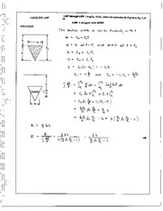 469_Mechanics Homework Mechanics of Materials Solution