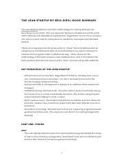 lean startup book pdf