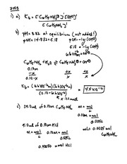 AP 2003 Written Solutions