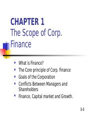 Lecture-1-Chp1-Intro-to-Finance-Financial-market-UPMs-GSM-Corp-Fin.ppt