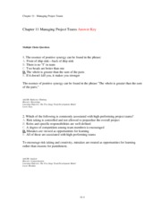 The-Managerial-Process-ANSWER-KEY-Chap-011