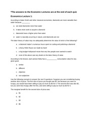 Graded Quiz Answers 7-9-13