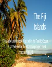 The Fiji Islands.pptx