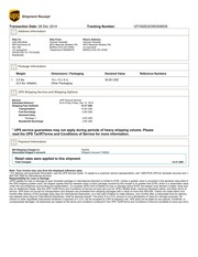 UPS Internet Shipping_ Shipment Receipt