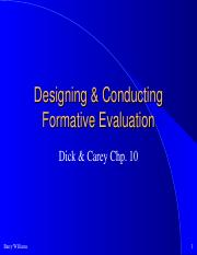 Evaluation dick and carry.ppt