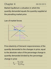 Clarified microeconomic notes
