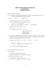 2012_200_Assignment_3_Solutions