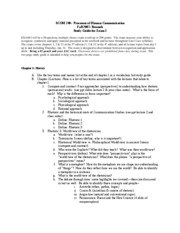 Exam _1 Study Guide (Spr 08)