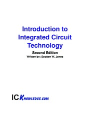 02.Introduction to Integrated Circuit Technology-20pages