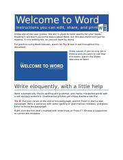 Welcome to Word.docx