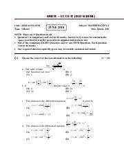 (www.entrance-exam.net)-IETE AMIETE-ET-CS-IT (Old Scheme) Mathematics-I Sample Paper 3.pdf