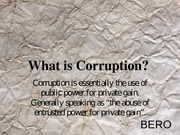 CORRUPTION-GRP5