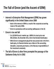 The_Fall_of_Enron_and_the_Ascent_of_ERM_