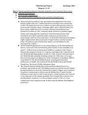 sociology 1301