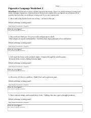Figurative Language Answer Sheets 2.doc - Identifying ...