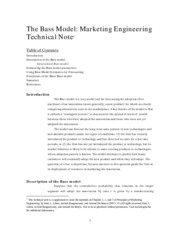 Bass_model_technical_note