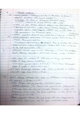 Chandler reading notes