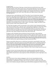 Etika Bisnis Kasus Terkait Utilitarianisme Pt Nabisco Tetap