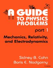 A Guide to Physics Problems.pdf