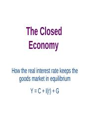 Macro2_Closed_Economy.ppt