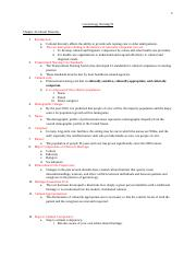 Gerontology Nursing Study Guide #2.docx