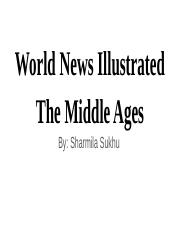 Copy of Culminating Task World News Illustrated The Middle Ages.pptx