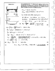 916_Mechanics Homework Mechanics of Materials Solution