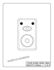 P2_DEA241_computer_speaker_SAMPLE_DRAWING
