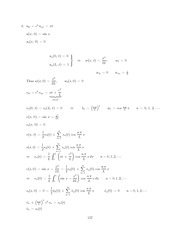 Differential Equations Lecture Work Solutions 157
