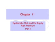 Ch 11 Systematic Risk Part I-2