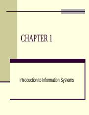 Chapter 1- Introduction to Information Systems.pptx