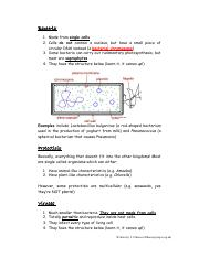 biology notes 1