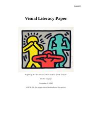 Visual Literacy Paper.docx