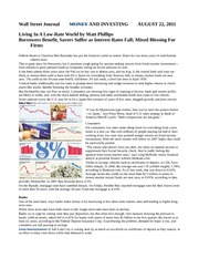 Living%20In%20A%20Low-Rate%20World%20Article