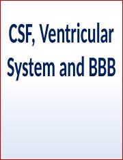 9-Ventricular system and CSF Updated [Autosaved].pptx