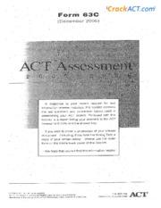 act math study guide pdf