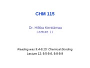11CHM11509 full lecture