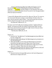 P.T. Ch 16-20 Quotes and Questions.docx