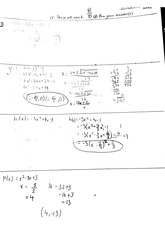 Polynomial Expressions Worksheet