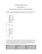ECE3073 P9 Assembler and Linking answers.pdf