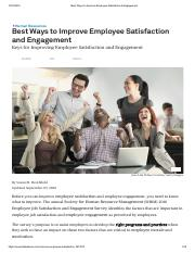 Best Ways to Improve Employee Satisfaction & Engagement.pdf