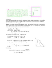 MECH 233 Spring 2014 Tutorial 5 Solutions